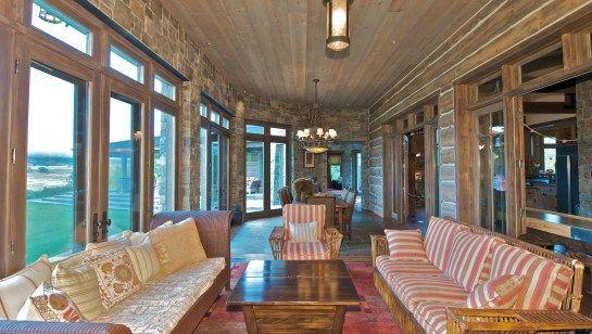 Denis Quaid's Paradise Valley Ranch