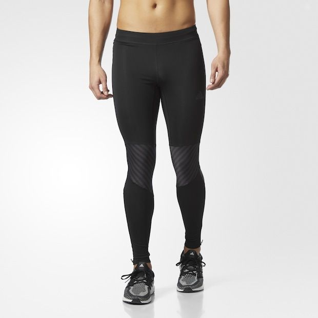Collants running homme adidas