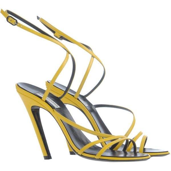 Balenciaga shoes, Balenciaga sandals