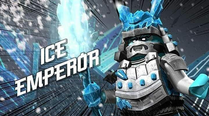 Ice Emperor Aspheera Ninjago Season 11 Villains Ninjago