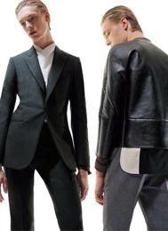 La marque vient d'ouvrir sa première boutique consacrée à la mode masculine