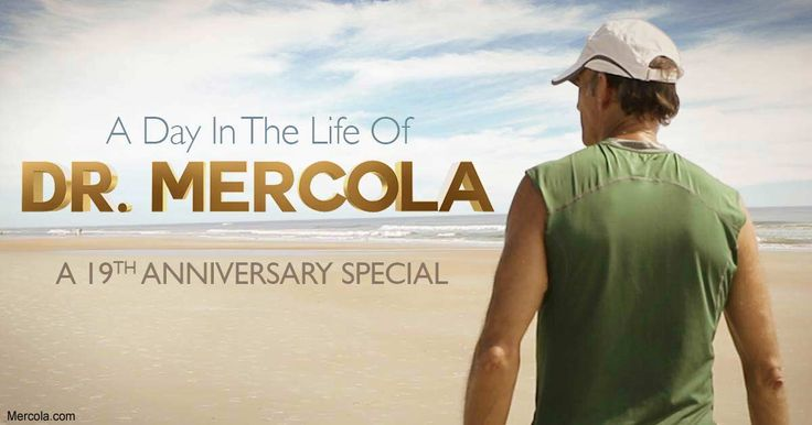 As Mercola.com celebrates its 19th year online, Dr. Joseph Mercola shares what his typical day looks like and his strategies in maintaining good health. http://articles.mercola.com/sites/articles/archive/2016/07/31/a-day-in-the-life-of-dr-mercola.aspx