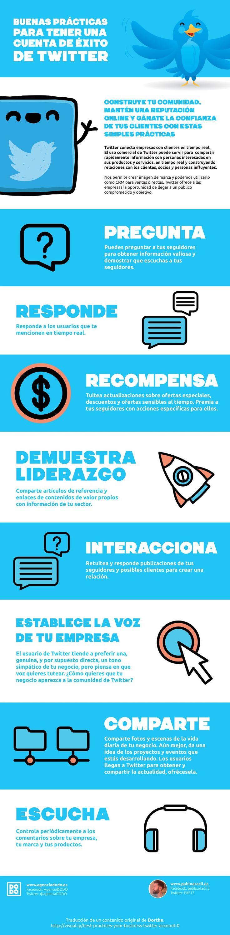 12 Herramientas para #Twitter que no puedes dejar de utilizar en tu estrategia en esta red social  #SocialMedia #Infografia