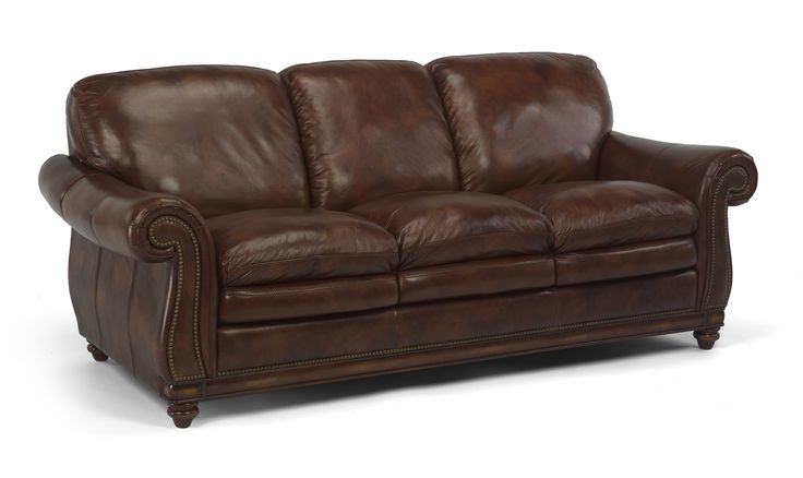 1606-31 | Flexsteel Leather Sofa Available in Several Colo | Big Sandy Superstores |
