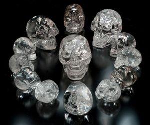 Le mystère des crânes de cristal - La légendes 13 des crânes de cristal