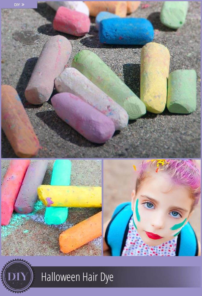 Halloween is just around the corner, and one of the scariest parts of this holiday? Costume planning! It can be time consuming. It can be expensive. And there's just a bit of pressure to try and come up with something original. The answer to all these problems? Sidewalk chalk! Forget about drawing stick figures and …