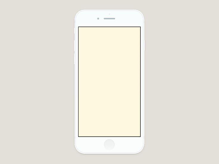app design layout - pizza loader
