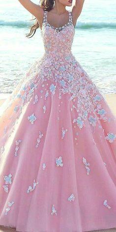 New Arrival Prom Dress,Modest Prom Dress,pink prom dresses,pink