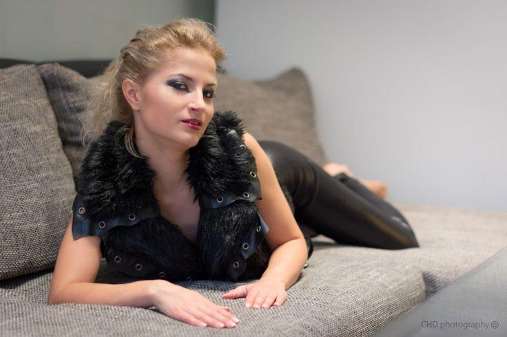 make up photo : make up :Gabriell Kovács Modell :Helga Gyenis  Photó :Zsolt Csatári