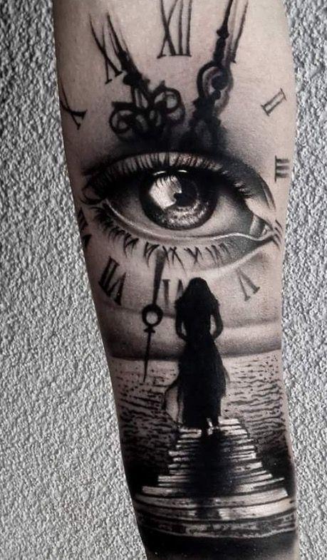 Bildergebnis für kleine tattoos augen – Christiane Marr