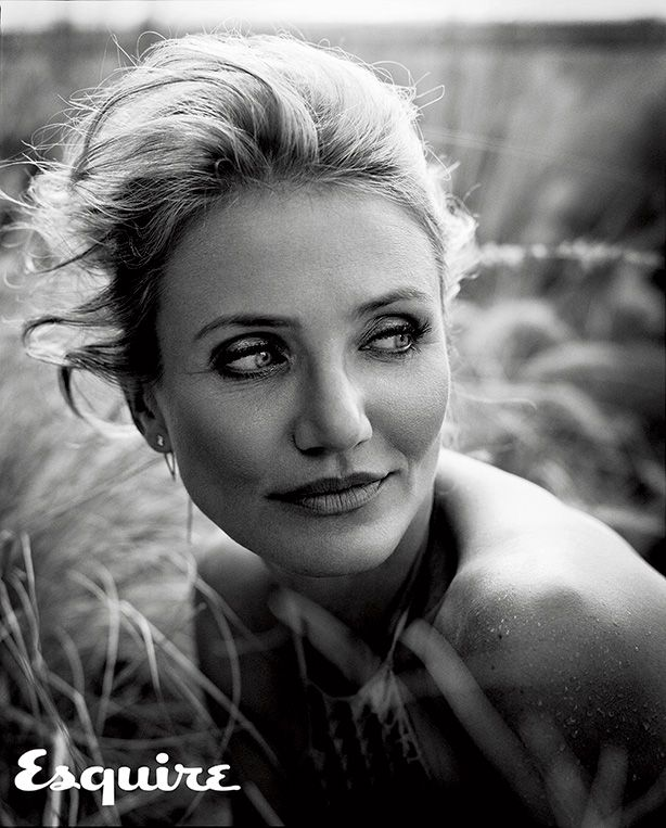 NOBODY IS BETTER THAN CAMERON DIAZ. NOBODY. It took twenty years, thirty-two movies, $3 billion at the box office, and turning forty-two for the girl who was game for anything to become a woman who knows just what she wants  - Esquire