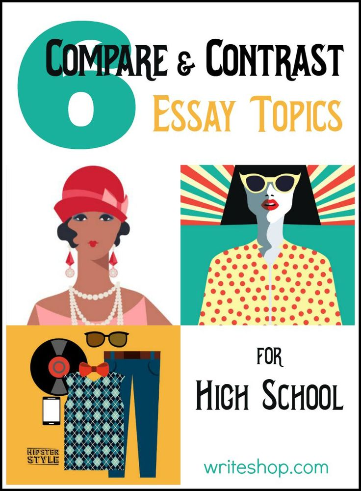 best compare contrast images compare and 6 compare and contrast essay topics