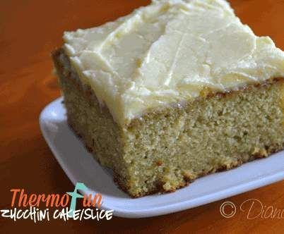Recipe Zucchini Cake by leonie - Recipe of category Baking - sweet