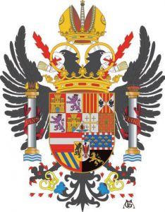 Escudo de Carlos I de España