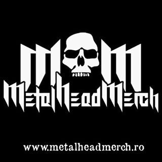 www.metalheadmerch.ro Tricouri si accesorii cu licenta oficiala. #romania #tricou #trucouri