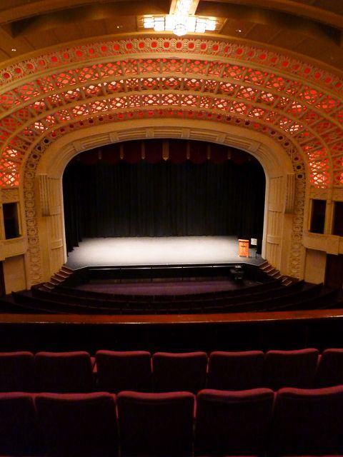 Empire Theatre Interior