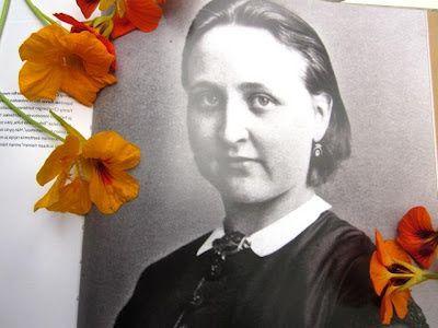 Selfportrait, Fanny Maria Churberg  (1845-1892) -  Churbergin arvot olivat 1860-luvun mukaiset: isänmaallisuus,suomen kielen kehittäminen,kansallinen kulttuuri,naisasia ja uskonnollisuus,vaikkakin hän oli aikalaistensa mielestä epäsovinnainen.Yleisö ei ymmärtänyt hänen rohkeuttaan,ilmaisuvoimaa ja vahvoja siveltimenvetoja ja toisinaan voimakkaita värejä.Hänen palettiinsa kuuluivat myös musta ja valkoinen, mikä oli tuona aikana Suomessa epätavallista.