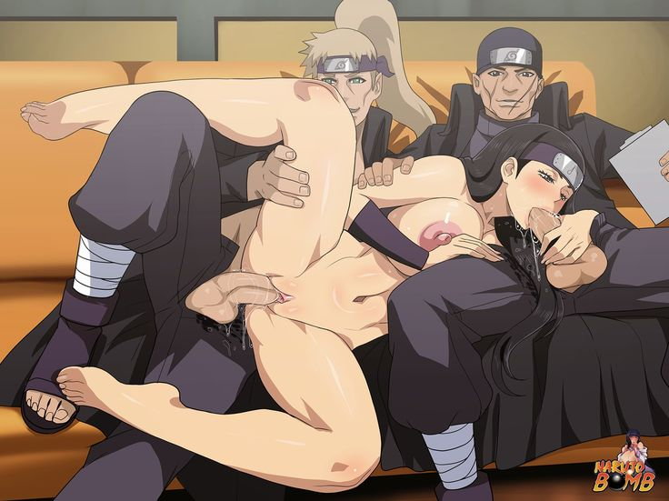 Kin interrogation by NarutoBomb.com