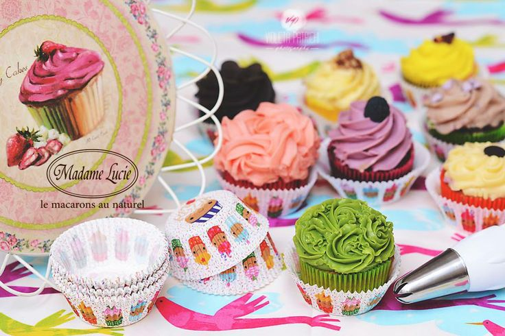 Cupcakes by Madame Lucie Bucharest