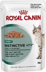 Royal Canin Instinctive +7 kissanruokapussit
