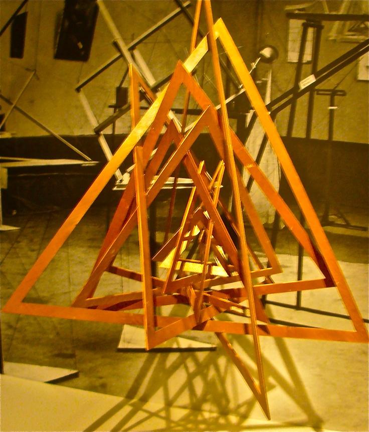 Rodchenko sculpture.