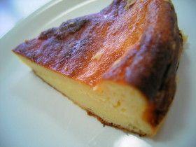 ダイエット☆ベイクド☆レモン☆ケーキ