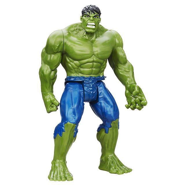 Marvel Titan Hero Series Hulk Action Figure