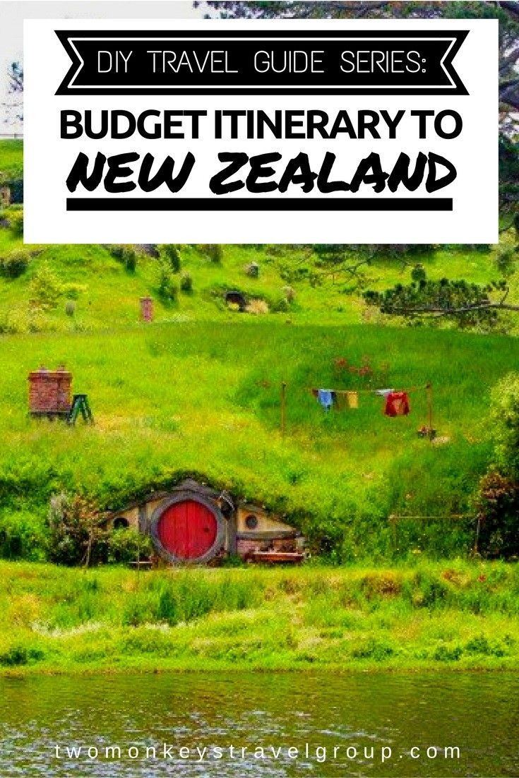 DIY Travel Guide Series: Budget Itinerary to New Zealand Long known to be an expensive place to visit, New Zealand still remains largely unspoilt and visiting this beautiful country will make you feel like you have stepped back in time. This 10-day itinerary would suit a backpacker on a budget hoping to cover as much of New Zealand's North Island as possible in a short space of time.