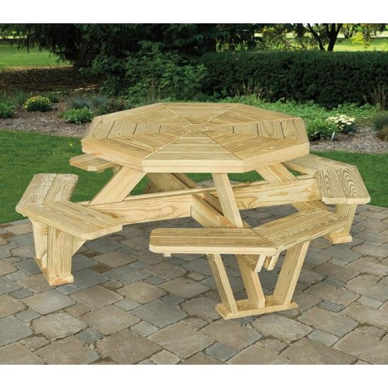 1000 Images About Amish Picnic Tables On Pinterest