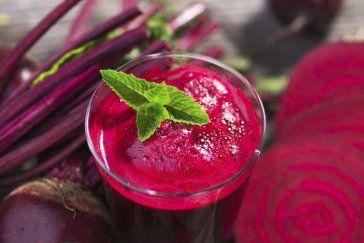 Розово смути за детоксикация