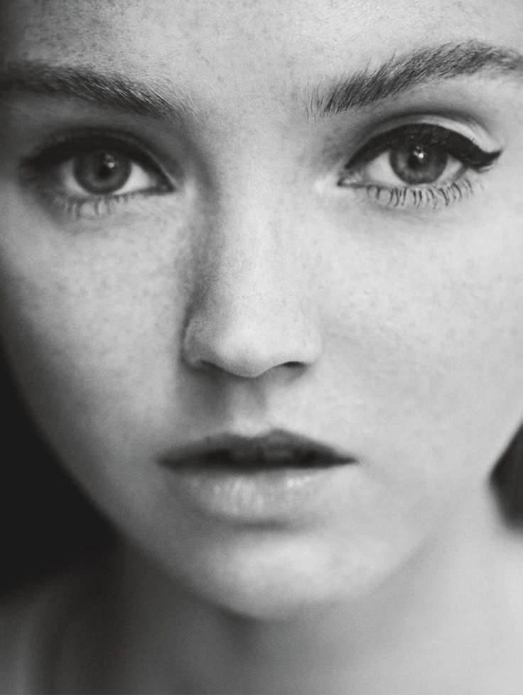 Lily ColeFace, Cole Photographers, Cat Eye, Lily Cole, Glamour Uk, June 2012, Beautiful People, Chris Craymer, Lilies Cole Makeup