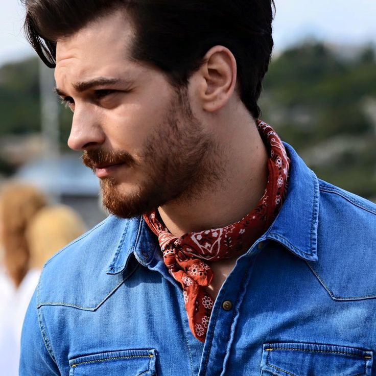 Çağatay Ulusoy in Advertisement Photoshoot for Colin's (Jeans Brand) in Bodrum, Turkey.
