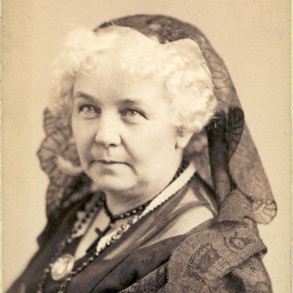the contribution of elizabeth cady stanton on the womens right to vote Susan b anthony and elizabeth cady stanton were american civil rights leaders who played a crucial role in the women's suffrage movement their campaign for women to win the right.