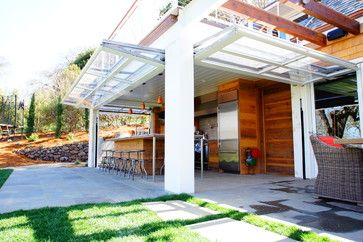 houzz outdoor kitchens | Dine Out – Beautiful Outdoor Kitchen Designs for Colorado Homes