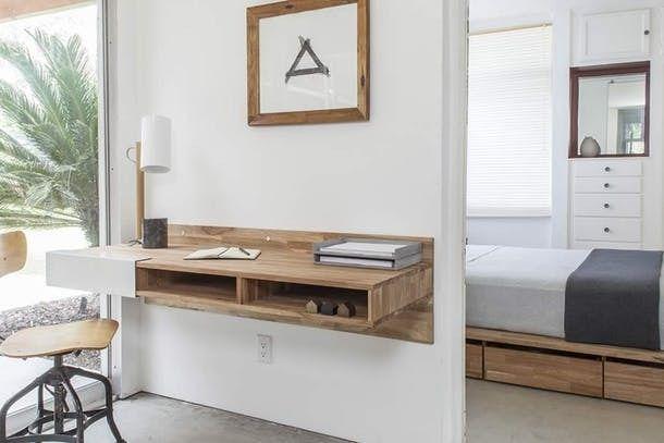 best 25 wall mounted desk ikea ideas on pinterest wall mounted table wall mounted folding. Black Bedroom Furniture Sets. Home Design Ideas