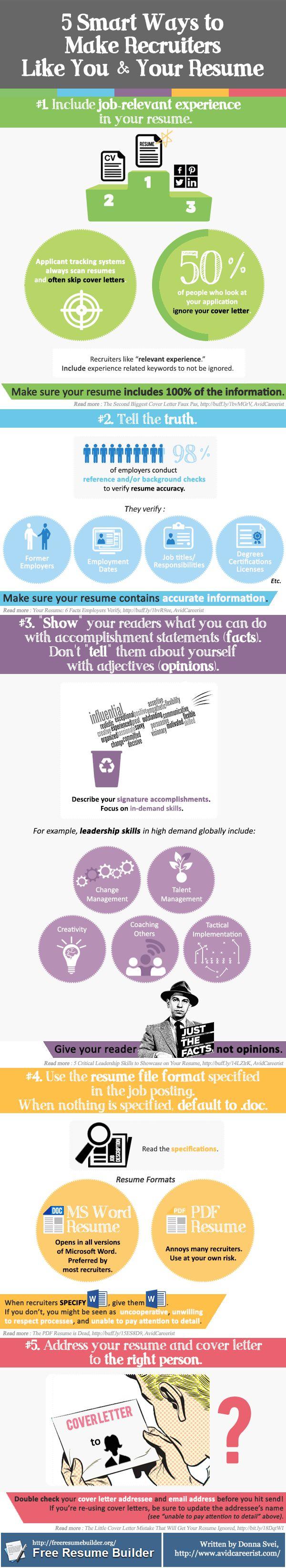 best 25 how to create resume ideas on pinterest