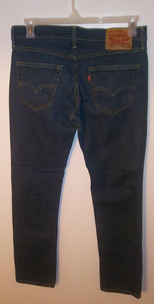 Mens Levi Jeans 32x32 #Levis #ClassicStraightLeg