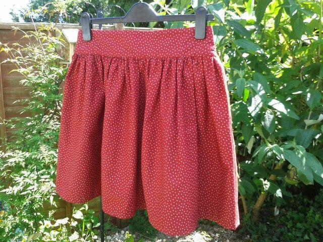 Jenny's Clemence skirt!