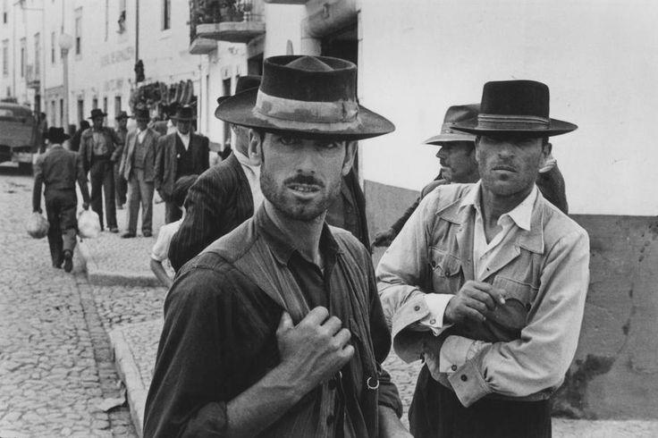Cartier-Bresson, Estremoz 1955