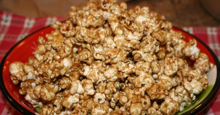 Prudence Pennywise: Last Minute Maple Brown Sugar Popcorn and Bonus Toffee Popcorn