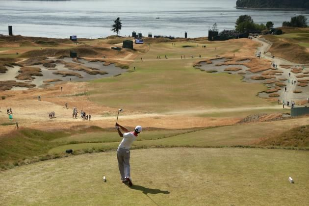 US Open Golf Weather 2015: Updated Forecast Report for Round 1 at ... US Open Golf  #USOpenGolf