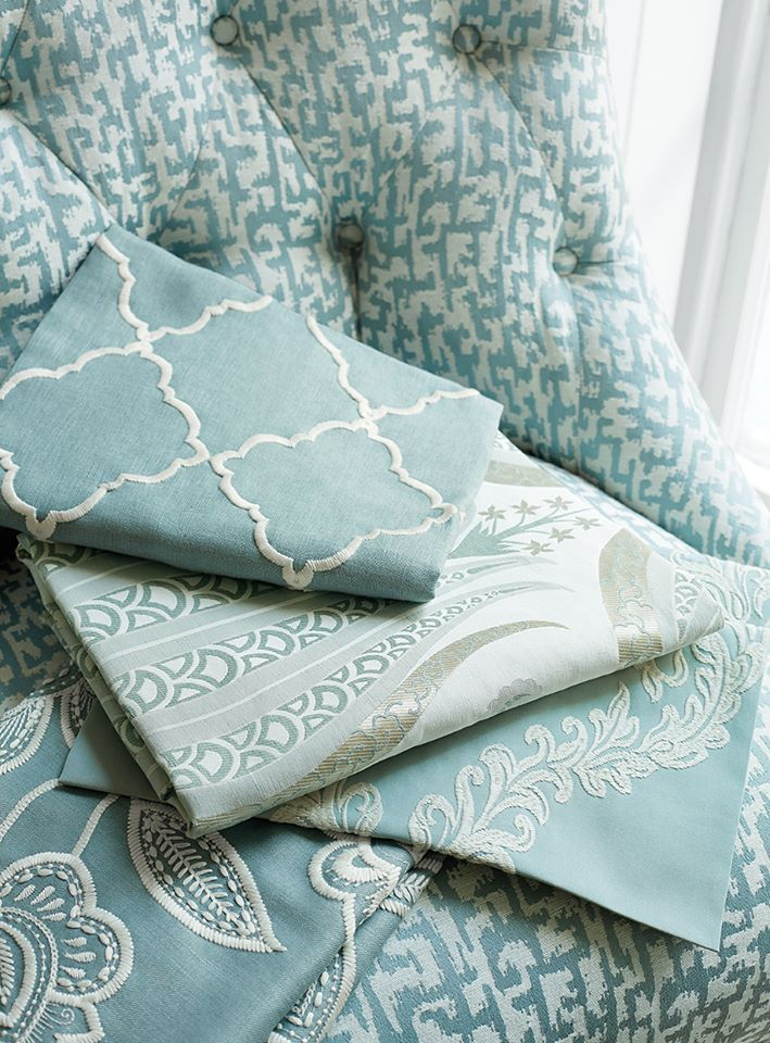Anna French fabric collection for Thibaut.