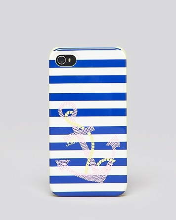 Juicy Couture iPhone 4 Case - Sailor Girl Anchor | Bloomingdale's