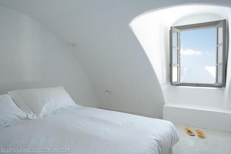 Villa Fabrica - Room with a View   Luxury Santorini Villas   Blue Villas Collection