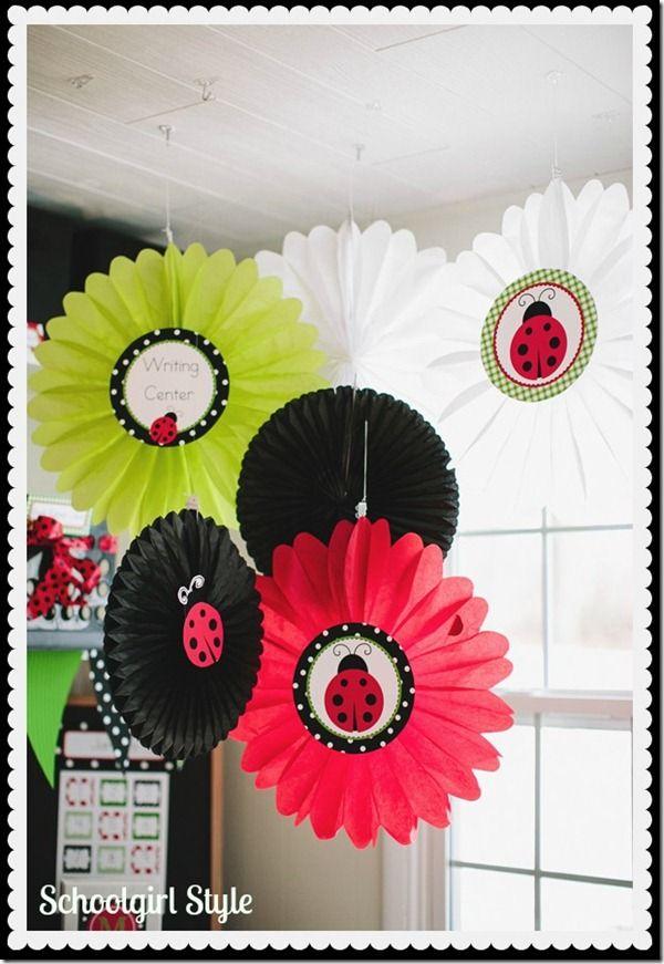 Ladybug Classroom Decor ~ Images about ladybug classroom theme on pinterest