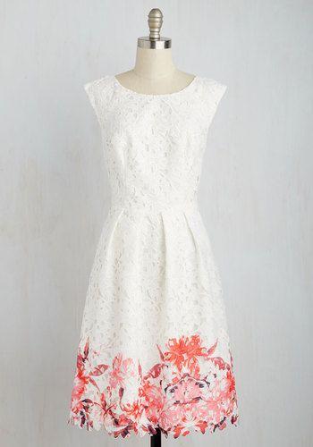 Flirty for Eternity Lace Dress | Mod Retro Vintage Dresses | ModCloth.com