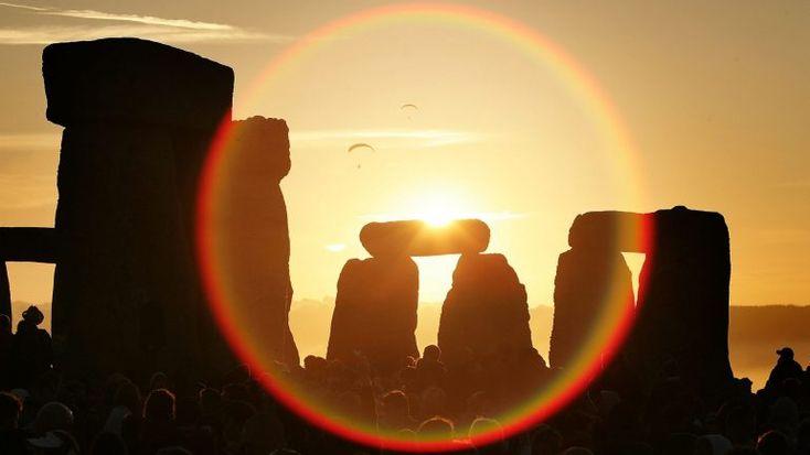 Summer Solstice_ Stonehenge