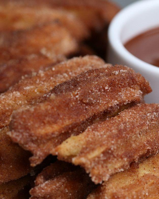 Easy Baked Churros | Easy Baked Churros