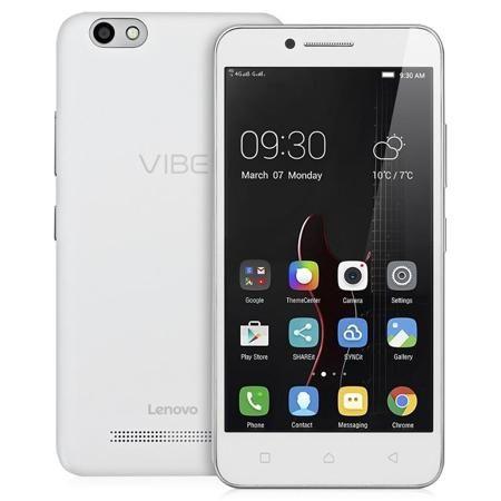 Смартфон Lenovo Vibe C A2020A40a40 White  — 5990 руб. —  Непревзойденная скорость сетей 4G LTE. Стабильная работа с четырехъядерным процессором и яркий пятидюймовый дисплей. С такими характеристиками Lenovo C отлично подойдет тем, кто ищет широкие мультимедийные возможности по доступной цене. Смартфон также оснащен съемным аккумулятором. Когда твой аккумулятор сядет, просто вставь запасной с полным зарядом и продолжай заниматься своими делами.