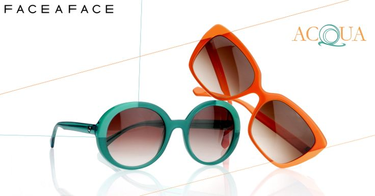 #faceaface sunglass ACQUA 2 and 3  www.faceaface-paris.com